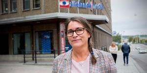 ST:s Sofia Mirjamsdotter blir ny politisk redaktör på Tidningen Ångermanland. Hon brinner för glesbygdsfrågor och vill täppa till klyftan som finns mellan stad och land.