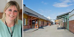 Marlene Jörhag är skolpolitiker och har varit ute på Vivallaskolan för att skapa sig sin egen uppfattning hur situationen är.