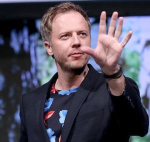 Olof Röhlander är en av årets sommarpratare och röstades fram till Årets talare 2011 och 2015  Foto: Karina Ljungdahl