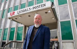 Tomas Froms går nu in som tillförordnad chefredaktör för Ljusdals-Posten, i väntan på att rekryteringen slutförs.