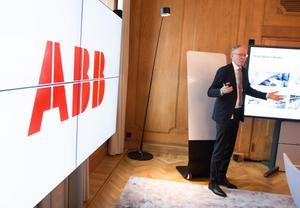 På torsdagen redovisade ABB sin helårsrapport för 2017. ABB i Sverige har bland annat växt på hemmamarknaden för fjärde året i rad.