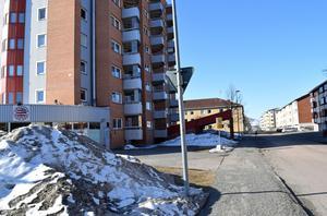 Borlängebon rånades på Engelbrektsgatan, nära American Take Away.