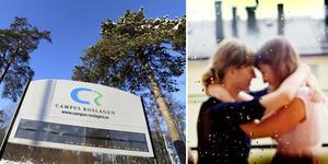 Fredagens föreläsningen på Campus Roslagen är på initiativ av Charlie Lundgren som är strateg mot våld i nära relation vid Norrtälje kommun.