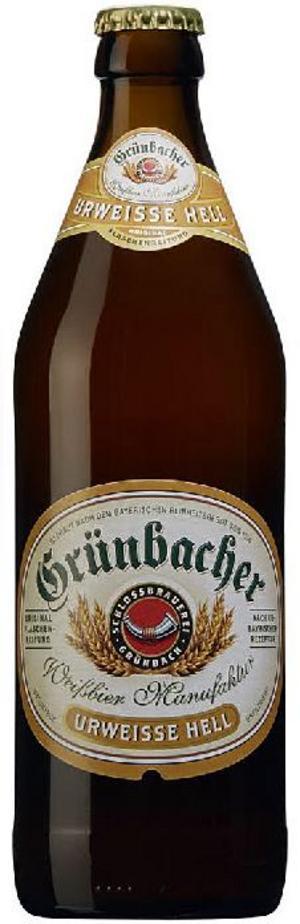 Grünbacher Urweisse Hell.