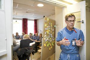 Innan den första organoperationen med det nya sättet att donera genomfördes har överläkaren Stefan Ström och de övriga i teamet specialutbildats och gjort omfattande checklistor på vad var och en ska ansvara för. Checklistorna är specialanpassade för sjukhuset i Västerås, de andra sjukhusen som deltagit i pilotprojektet har sina egna listor.