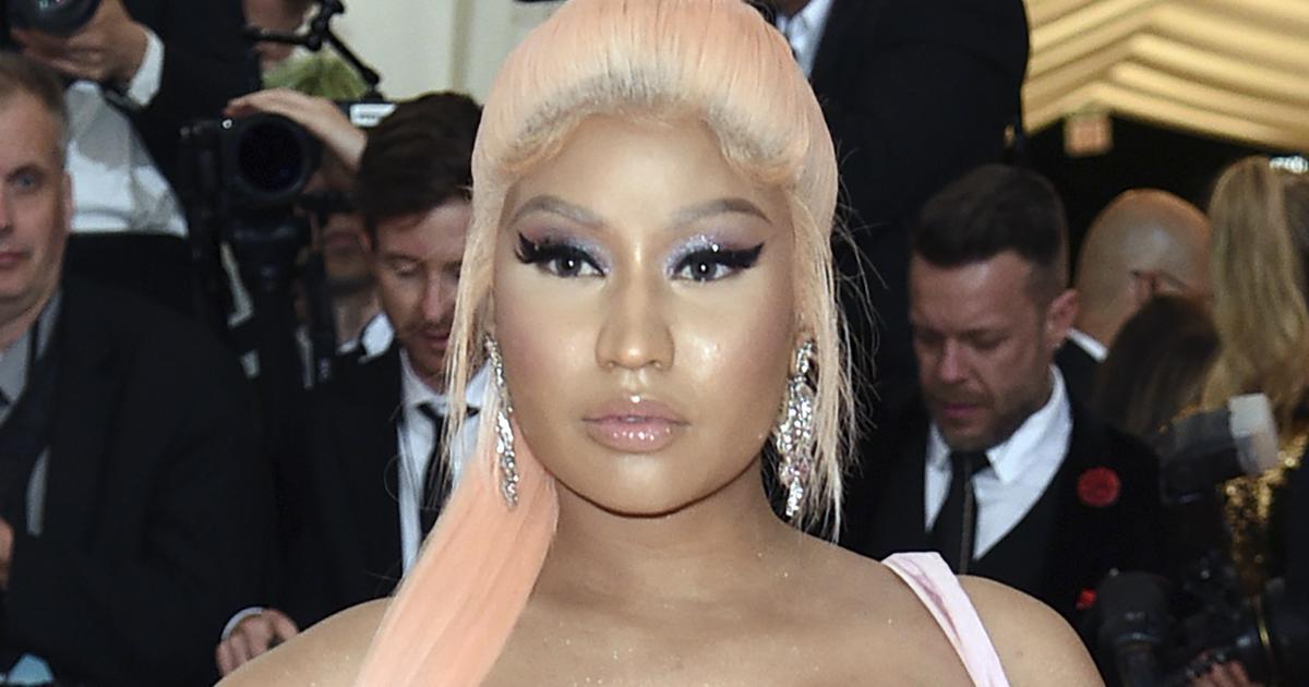 Nicki Minaj får mothugg av Vita huset om vaccin
