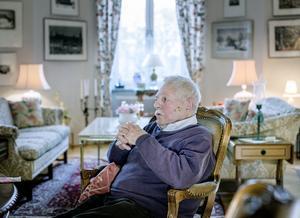 Tänk att det skulle bli Örebro för hela slanten för Sigvard Marjasin. De första 60 åren av sitt liv hörde han nämligen hemma i Stockholm.