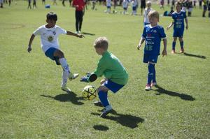 IFK Timrå var här nära att göra mål mot Matfors IF.