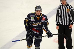 Kasper Lindqvist inleder sin sjätte säsong i Borlänge i höst.