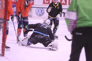 Pertti Virtanen gjorde en övertygande debut i Bollnäs bur – och noterades för en assist dessutom. En längre intervju med den finske målvakten kommer senare under fredagen.