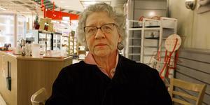 Pia Aronsson, socionom och gruppledare i Vänsterpartiet i Avesta.