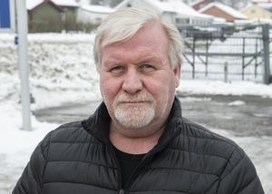 Lars Forsman, 58. skötare, Sundsvall