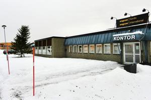 Industriområdet i Strömsund där Engcon har kontor och tillverkning har haft återkommande strömavbrott.
