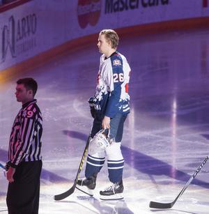 Videll har spelat i SSK och AIK på svensk mark. Foto: Jussi Eskola / BILDBYRÅN