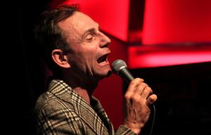 Peter Wahlbeck, en av Sveriges största komiker.