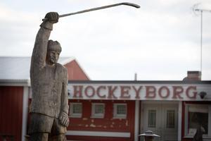 Både Ekholm och Wikstrand har bägge gått ortens Hockeyskola.