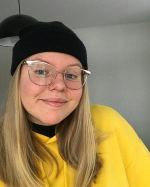 Foto: PrivatElin Viker är vice ordförande i Dala gymnasistföreningen. I år tar hon studenten.