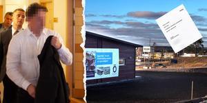 Sollefteåbon har förklarat att utländsk arbetskraft varit på Stadsdel Norr och arbetat åt hans flyttfirma.
