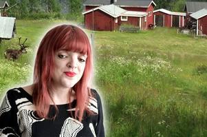 Björkudden i Lappland är sannolikt en av landets vitaste fläckar vad gäller mediebevakning.