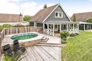 Villan på Brattberget är mest klickat i KAK-området den senaste veckan. Foto: Fastighetsbyrån
