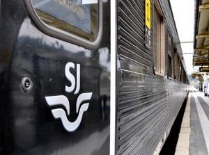 Chartertåg från Malmö till fjällen hade premiär. Foto: Catarina Montell