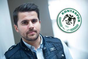 Sportchefen Adil Kizil ligger bakom värvningen av Dalkurds senaste nyförvärv.