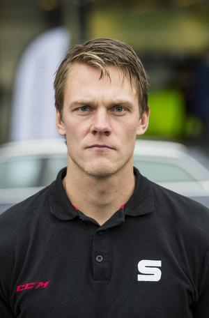 Stefan Söderholm blir ny biträdande förbundskapten.