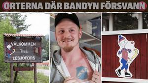 Bandyn finns fortfarande i det lilla samhället som ligger precis där Värmland gränsar till Dalarna och Närke – men den är långt från sina forna glansdagar.
