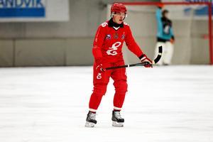 Erik Pettersson gjorde 58 poäng (44+14) för Jenisej under säsongen som slutade med förlust i den ryska mästerskapsfinalen.
