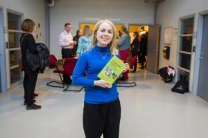 I Sofie Skalstads kapitel berättar hon om sitt projekt i Norrbotten som handlade om att ge möjligheter för unga att vara mer delaktiga  i samhället. När projektet startades var hon 19 år.