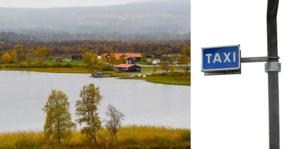 Det blir svårt att få tag på en taxi i Funäsdalen och kringliggande orter från och med söndag 24:00, då Thunells ställer in alla bokningar av privata taxi transporter.