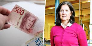 Inga-Lena Spansk är skolchef över för- och grundskoleförvaltningen.
