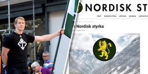 NMR:s tidigare chef för Näste 4, Ingemar Westerbring, ingår i utbrytarorganisationen Nordisk styrka.  Bilden är ett montage