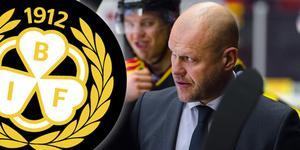 Andreas Johansson växte upp som Brynässupporter. Hör honom i Hockeypuls podcast berätta mer om fanskapet under unga år, Brynäslegendarens stöd och varför det inte blev spel i klubben. Foto: Simon Hastegård / Bildbyrån.