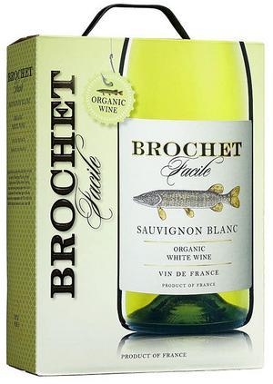 Brochet Facile - årets vita boxvin.