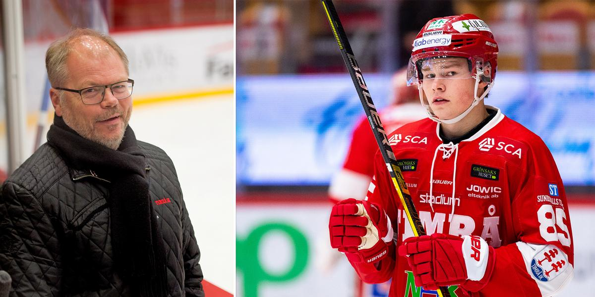 Sportchefens förhoppning efter backens nya kontrakt med Timrå IK: