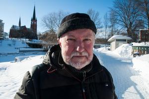 Bengt-Göran Persson, 72, pensionär, Sundsvall