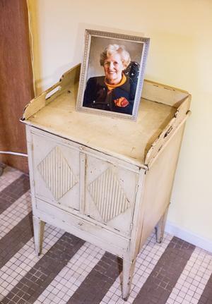 Margareta Hallquist bodde i huset under större delen av sitt liv, från 1954 till 2019.