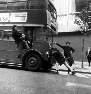 The Kinks när det begav sig på 60-talet. Bild: AP