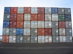 Foto: YilportI framtiden ska Gävle hamn även kunna ta emot containrar med livsmedel som kommer från länder utanför EU.