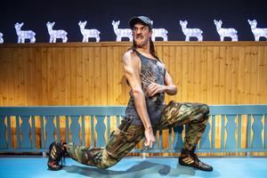Mattias Franssons Thunder är en av favoriterna i Mammas nya killes persongalleri.  Foto: Pressbild