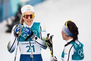 Stina Nilsson var snabbast. Foto: Petter Arvidson (Bildbyrån)