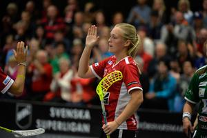 Poängsprutan Malin Andréason har även hon ett utgående Morakontrakt.