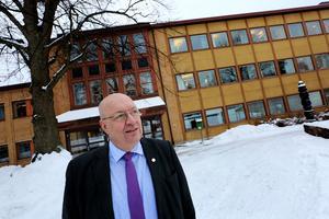 Regionråd Ulf Berg (M) ser positivt på att bristerna i internkontrollen upptäckts av egna förvaltningen..
