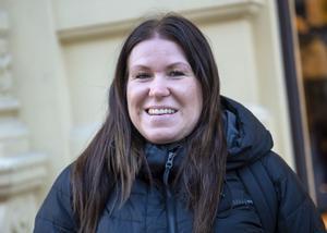 Vanja Marthin, 34 år, studerande, Vilhelmina.