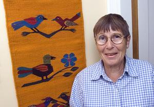 Ulla Baggström har avlidit, 81 år gammal. Foto/arkiv: Leif Larsson
