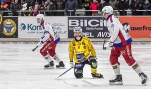 Vadim Arkhipkin utsågs välförtjänt till matchens lirare i hemmalaget.