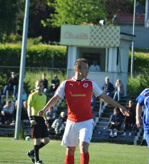Haris Devic var en stor nyckelspelare för Svartvik förra säsongen. Bild: Svartviks IF.