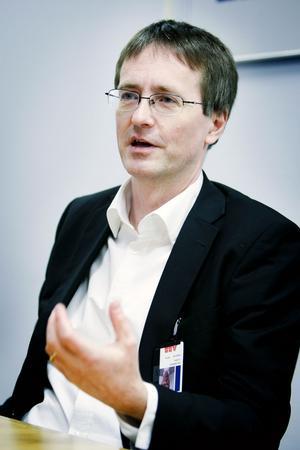 Björn Jacobson är utvecklingschef på hvdc-enheten.