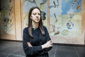 Sveriges minister mot segregation, Åsa Lindhagen (MP)